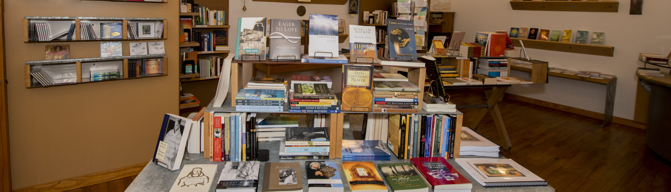 how to start a church bookstore